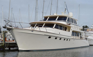Used Marlow Explorer 78E Trawler Boat For Sale