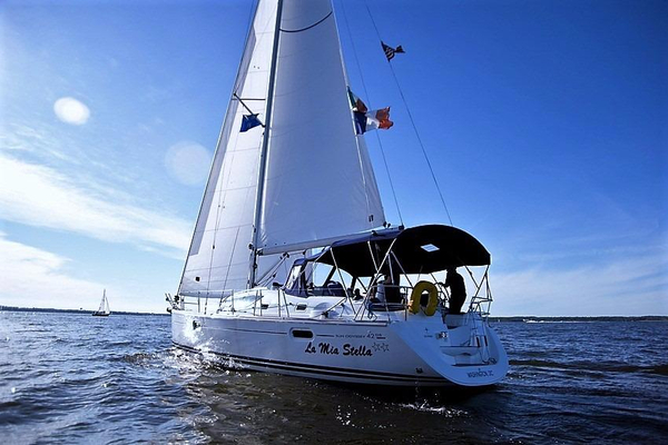Used Jeanneau Sun Odyssey 42 DS Sloop Sailboat For Sale