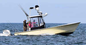 Used C-Hawk 25 Center Console Fishing Boat For Sale