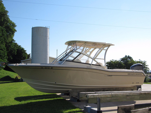 Used Gradywhite 255 Freedom Cruiser Boat For Sale