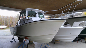 New Steiger 23 Miami Pilothouse Boat For Sale