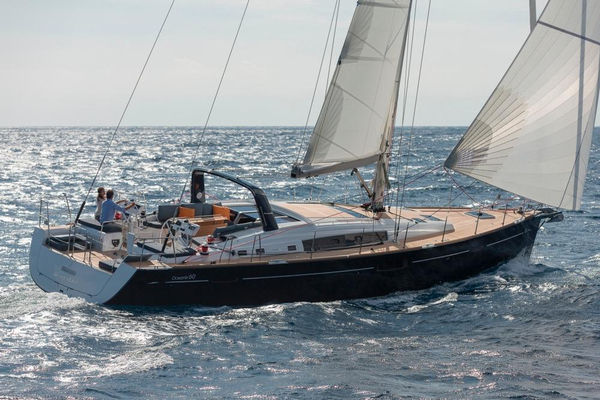 New Beneteau Oceanis 60 Cruiser Sailboat For Sale