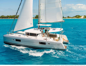 New Lagoon 42 Multi-Hull Sailboat For Sale