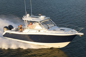 New Edgewater 335 EX Cuddy Cabin Boat For Sale