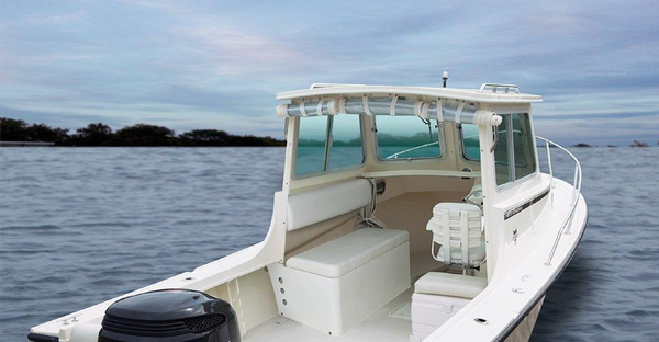 New Steiger Craft 25 Modified V Pilothouse Boat For Sale