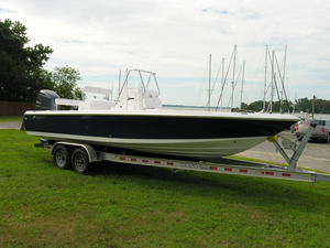 New Edgewater 240 Inshore Freshwater Fishing Boat For Sale