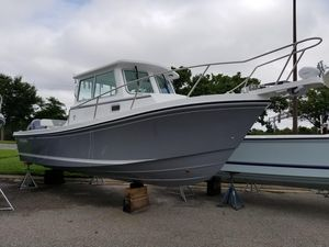 New Steiger Craft 255 Miami Sports Fishing Boat For Sale