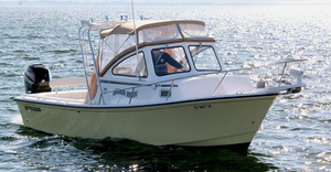 New Steiger Craft 23 Block Island Sports Fishing Boat For Sale