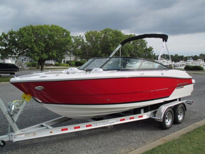 New Monterey 218 Super Sport Bowrider Boat For Sale