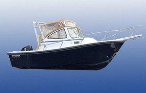 New Steiger Craft 21 Block Island Sports Fishing Boat For Sale
