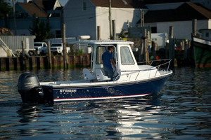 New Steiger Craft 21 Peconic Sports Fishing Boat For Sale
