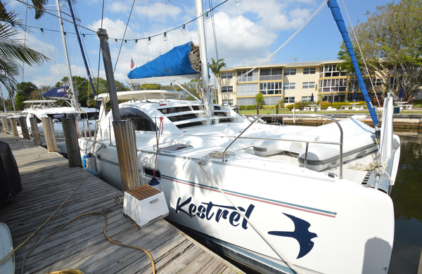 Used Robertson And Caine Leopard 40 Owner Version Catamaran Sailboat For Sale