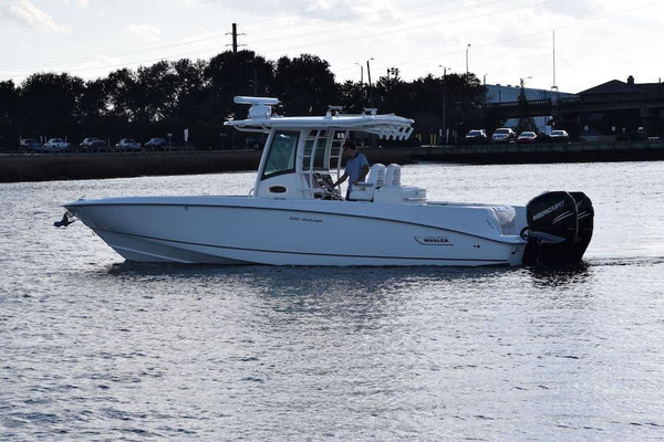 Used Boston Whaler 320 Outrage Saltwater Fishing Boat For Sale