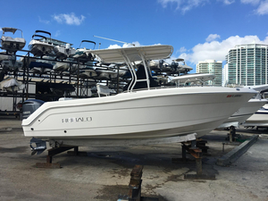 Used Robalo R220 Center Console Saltwater Fishing Boat For Sale