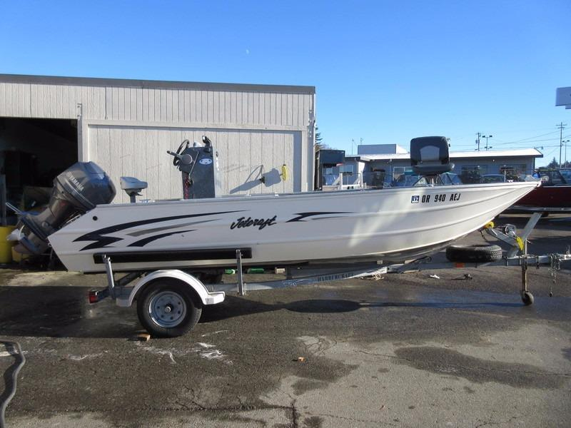 2002 used jetcraft 1800 center console center console for Jet fishing boats for sale