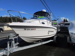 Used Striper 1850 W/A Walkaround Fishing Boat For Sale