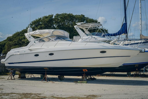 Used Cranchi Smeraldo 37 Express Cruiser Boat For Sale