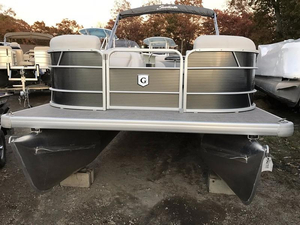 Used Sweetwater SW 2086 C Pontoon Boat For Sale