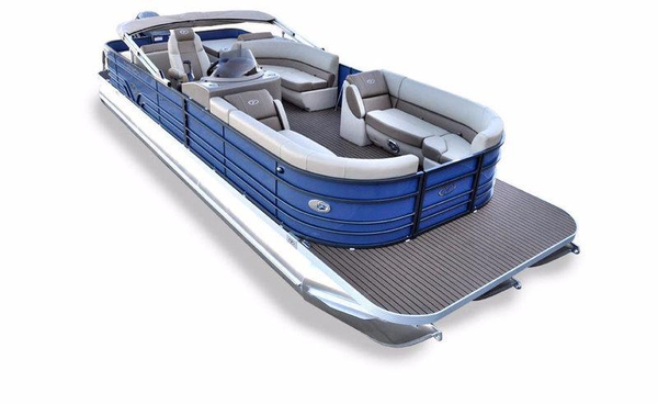 New Veranda V2275RFL TRITOON Pontoon Boat For Sale