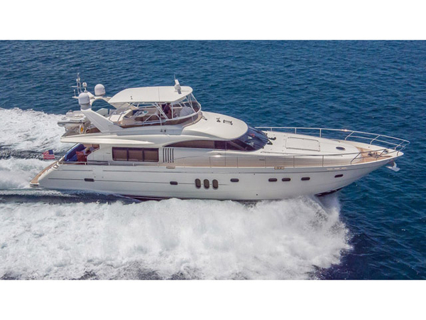 Used Viking 75 MY Flybridge Boat For Sale