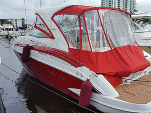 Used Crownline 3500 Sports Yacht Cruiser Boat For Sale