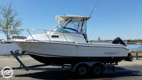 Used Robalo 2240 WA Walkaround Fishing Boat For Sale