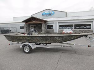 New War Eagle 961 Blackhawk SC Jon Boat For Sale