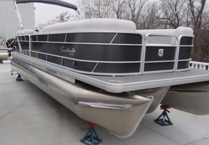Used Sweetwater 2486 SB Pontoon Boat For Sale