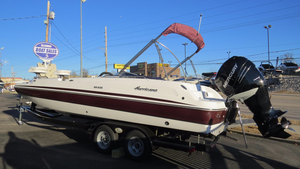 New Hurricane 232 OB Deck Boat For Sale