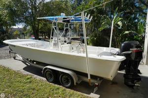 Used Carolina Skiff 258 DLV Bay Boat For Sale