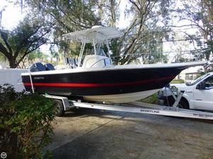 Used Sea Fox 237 Center Console Fishing Boat For Sale