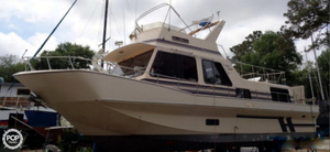 Used Holiday Mansion 450 Coastal Commander House Boat For Sale
