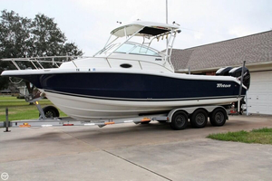 Used Triton 2690 WA Walkaround Fishing Boat For Sale