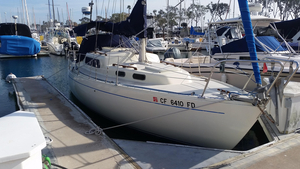 Used Albin VEGA 27 Sloop Sailboat For Sale