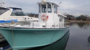 Used Markley 46 Passenger Boat For Sale