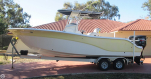 Used Sea Fox 256 Center Console Fishing Boat For Sale