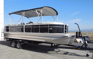New Manitou 25 Aurora RF LE Pontoon Boat For Sale