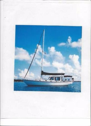 Used Morgan Pilothouse Sailboat For Sale