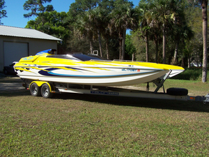 Used Talon 25 Racing Catamaran High Performance Boat For Sale