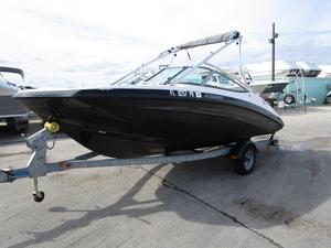 Used Yamaha AR190 Ski and Wakeboard Boat For Sale