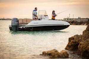 New Hurricane Boats CC 21 OB Deck Boat For Sale