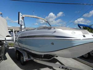 New Hurricane Boats CC 19 OB Deck Boat For Sale