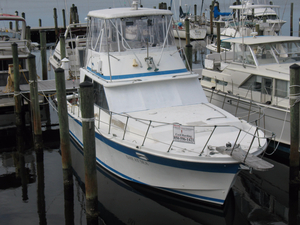 Used Uniflite Cruiser Boat For Sale