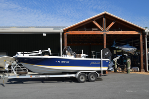 Used Polar 2010 Bay Boat For Sale