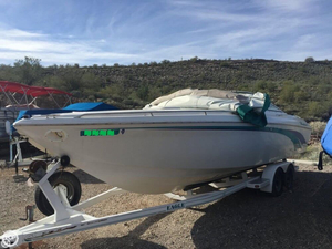 Used Powerquest 257 Legend XL High Performance Boat For Sale