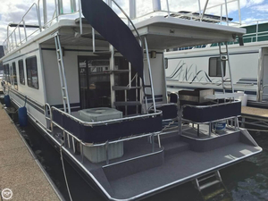Used Sumerset 65 House Boat For Sale