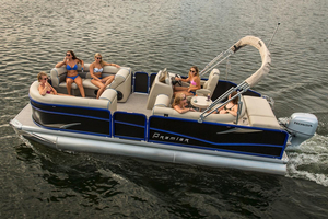 New Premier 220 SunSation Pontoon Boat For Sale