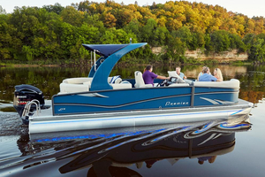 Used Premier 250 Solaris RF Pontoon Boat For Sale