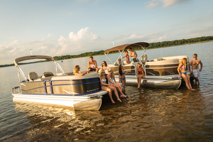 New Premier Sunsation Pontoon Boat For Sale