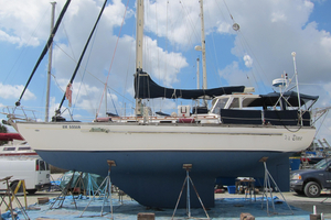 Used Cheoy Lee 41 Sloop Sailboat For Sale